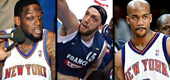 Les 8 pires joueurs de l'histoire des Knicks