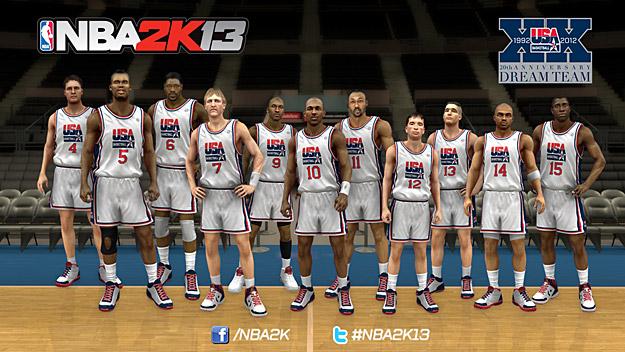 NBA 2K13 : Scottie Pippen finalement présent