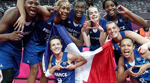 Les Françaises se qualifient pour la finale !