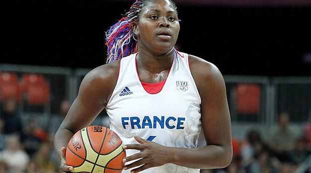 EuroBasket : Isabelle Yacoubou et les Bleues dominent la Lettonie