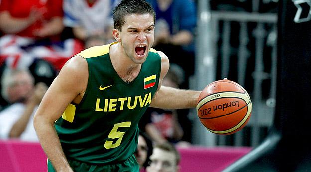 CDM : Mantas Kalnietis forfait avec la Lituanie