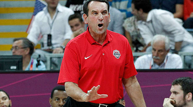 Mike Krzyzewski restera-t-il aux commandes de Team USA ?