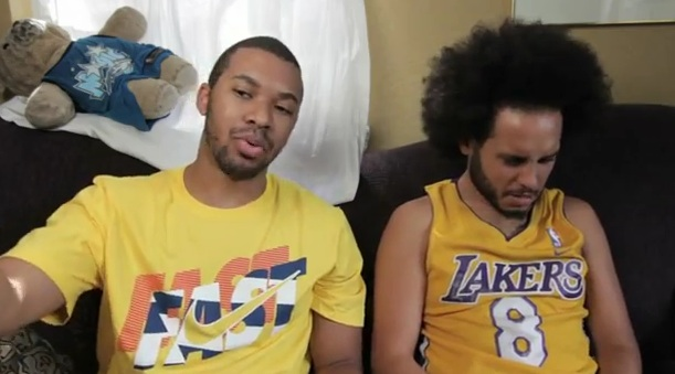 Dans la peau d'un fan des Lakers