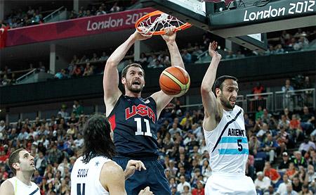 Kevin Love partant pour les JO de Rio