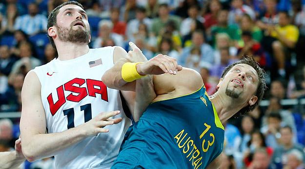 David Andersen veut toujours revenir en NBA