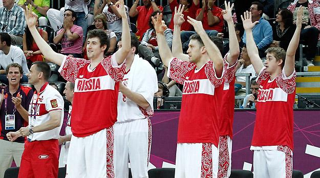 La Russie renverse l'Espagne !