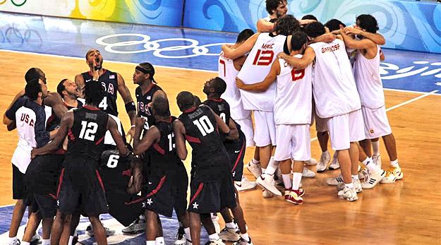 Souvenir : Team USA remporte l'or à Pekin dans une des plus belles finales de l'histoire