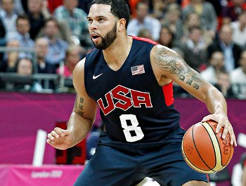 Deron Williams est partant pour disputer le Mondial 2014