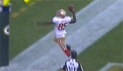 Un joueur NFL se prend un gros stop en tentant un dunk