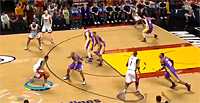 NBA 2K13 : premier aperçu du Gameplay avec un QT de Heat-Lakers