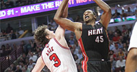Le Heat déçu par Dexter Pittman