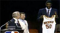 Highlights : quand Ralph Sampson dominait les raquettes de NBA