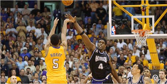 Robert Horry contacté par les Lakers