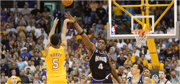Vidéo : Happy Birthday Robert Horry (44 ans)