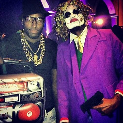 Les NBAers se déguisent pour Halloween