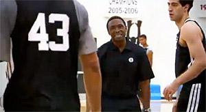 Avery Johnson trouve que les Nets sont trop softs