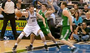 Les Wolves mettent une volée au Maccabi, Nate Robinson superstar, Perry Jones III brille pour OKC