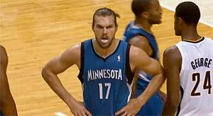 Les Clippers ajoutent Lou Amundson
