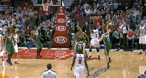 Top 10 : Nate Robinson is back, Kevin Love régale