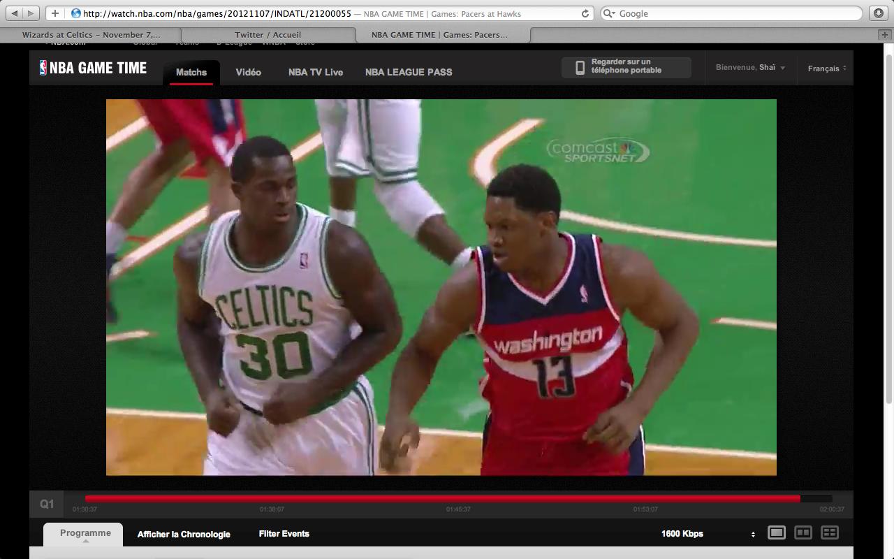 Les Celtics passent par la prolong pour battre Washington