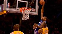 Top 10 : Reverse dunk pour Rudy Gay, claquette aérienne de DeAndre Jordan
