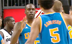 Highlights : Shabazz Muhammad score 21 pts pour son 2e match NCAA