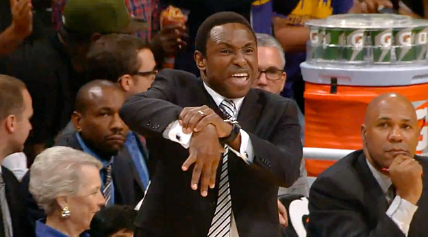 Avery Johnson et Lionel Hollins honorés par la NBA