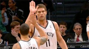 Brooklyn sans Brook Lopez ni Reggie Evans contre le Thunder