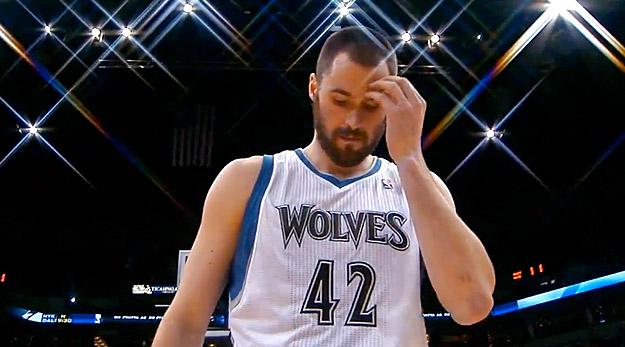 Kevin Love déçu par les Timberwolves, pourrait-il quitter le Minnesota ?