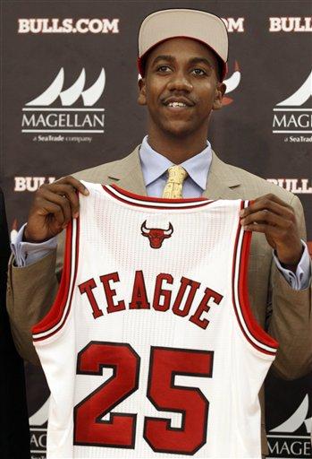 Chicago Bulls : Marquis Teague sait qu'il doit être patient