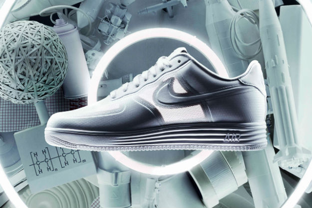 Nike présente la nouvelle Air Force 1