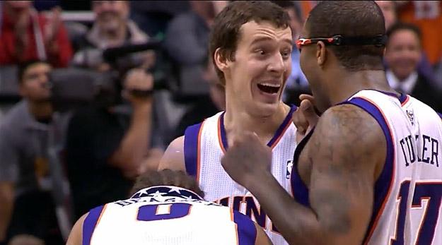 Changements à prévoir du côté des Phoenix Suns