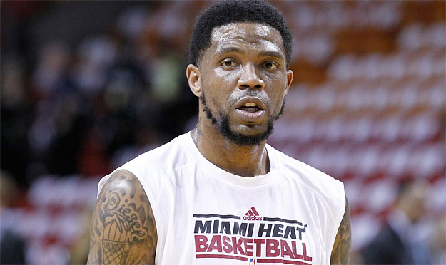 Udonis Haslem :