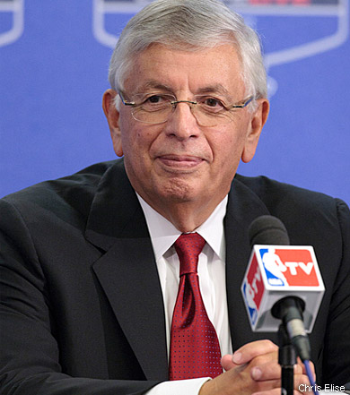 David Stern heureux de la réussite de NBA TV