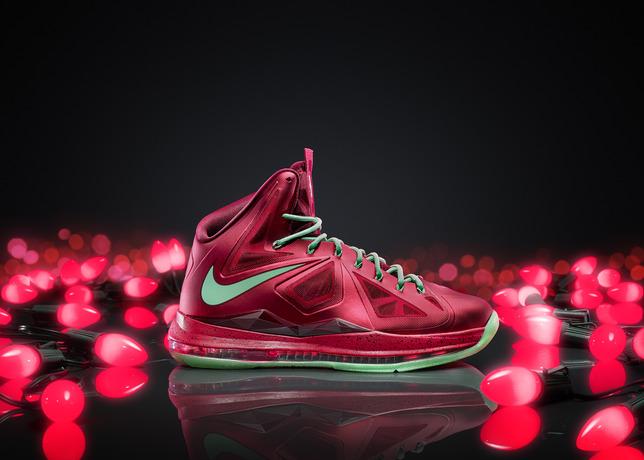 LeBron James et Nike, numéro 1 (et de loin) des ventes de chaussures