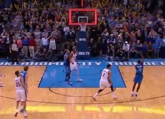 NBA Top 5 : Le shoot à la sirène de Darren Collison, la contre-attaque foudroyante de Kevin Durant