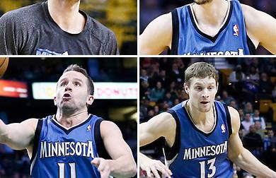 Minnesota Timberwolves: un déficit de taille sur les lignes arrière