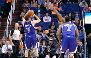 Les Sacramento Kings expérimentent le mini small ball