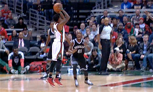 Brooklyn perd encore, double OT pour Atlanta, Josh Smith (31 & 10)