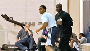 Michael Jordan retourne sur le terrain pour faire la leçon aux Bobcats