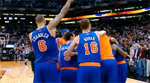 JR Smith offre la victoire aux Knicks sur un shoot au buzzer à Phoenix
