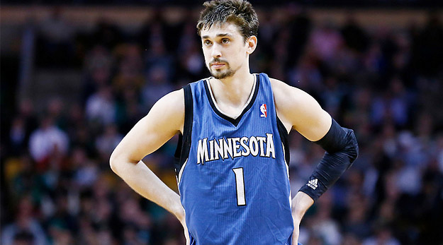 Alexey Shved songe à un retour en Europe