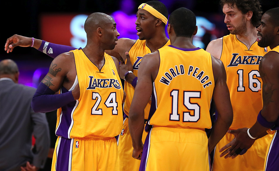 Luxury Tax : Les Los Angeles Lakers vont payer cher