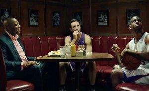 Chris Paul, Magic Johnson et Steve Nash réunis dans la même pub