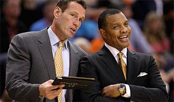 Dan Majerle écoeuré de ne pas avoir eu le poste de coach des Suns