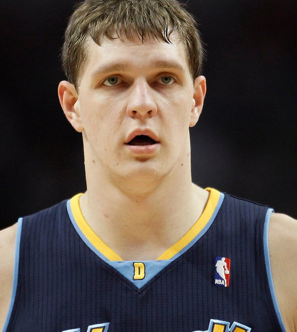Rumeurs NBA : Timofey Mozgov en contact avec le Lokomotiv Kuban