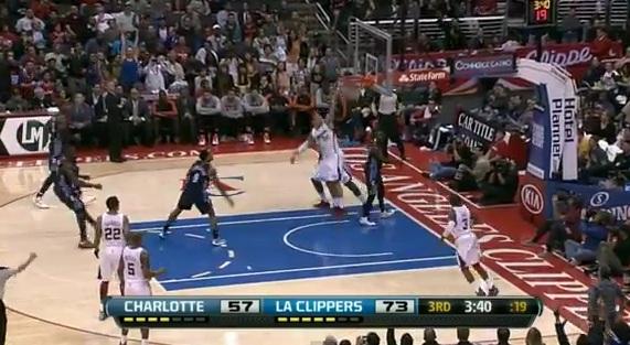 Top 10 : Les Clippers squattent le Top 4 et font souffrir le cercle