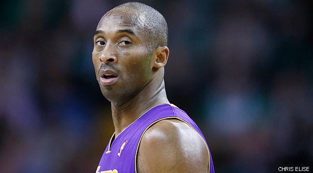 Kobe Bryant (38 pts, 12 rbds, 7 pds) et les Lakers enfoncent Dallas