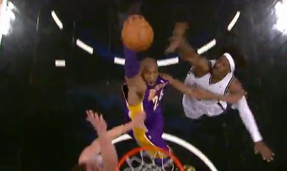 Un site porno offre 5 millions à Kobe Bryant pour le prochain concours de dunks !