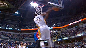 Top 10 : Paul George humilie Stuckey, Gerald Green s'envole